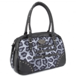Buffalo David Bitton Roxanne Satchel Bag - Black