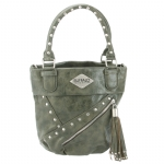 Buffalo David Bitton Fern Crossbody Bag- Khaki