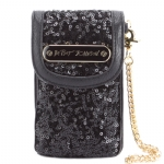Betsey Johnson Fairy Dust PDA Case-Black