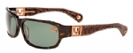 True Religion Shane Sunglasses - Tortoise