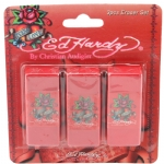 Ed Hardy Esme Eternal Love Eraser - Red