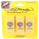 Ed Hardy Esme Tiger Eraser - Yellow